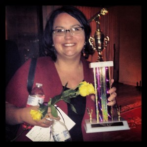 First Scranton StorySlam Winner - Amye Archer